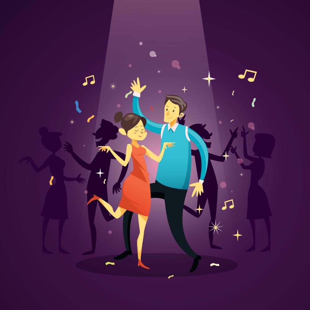 Feier: Hochzeit, Geburtstag oder eine Firmen-Feier